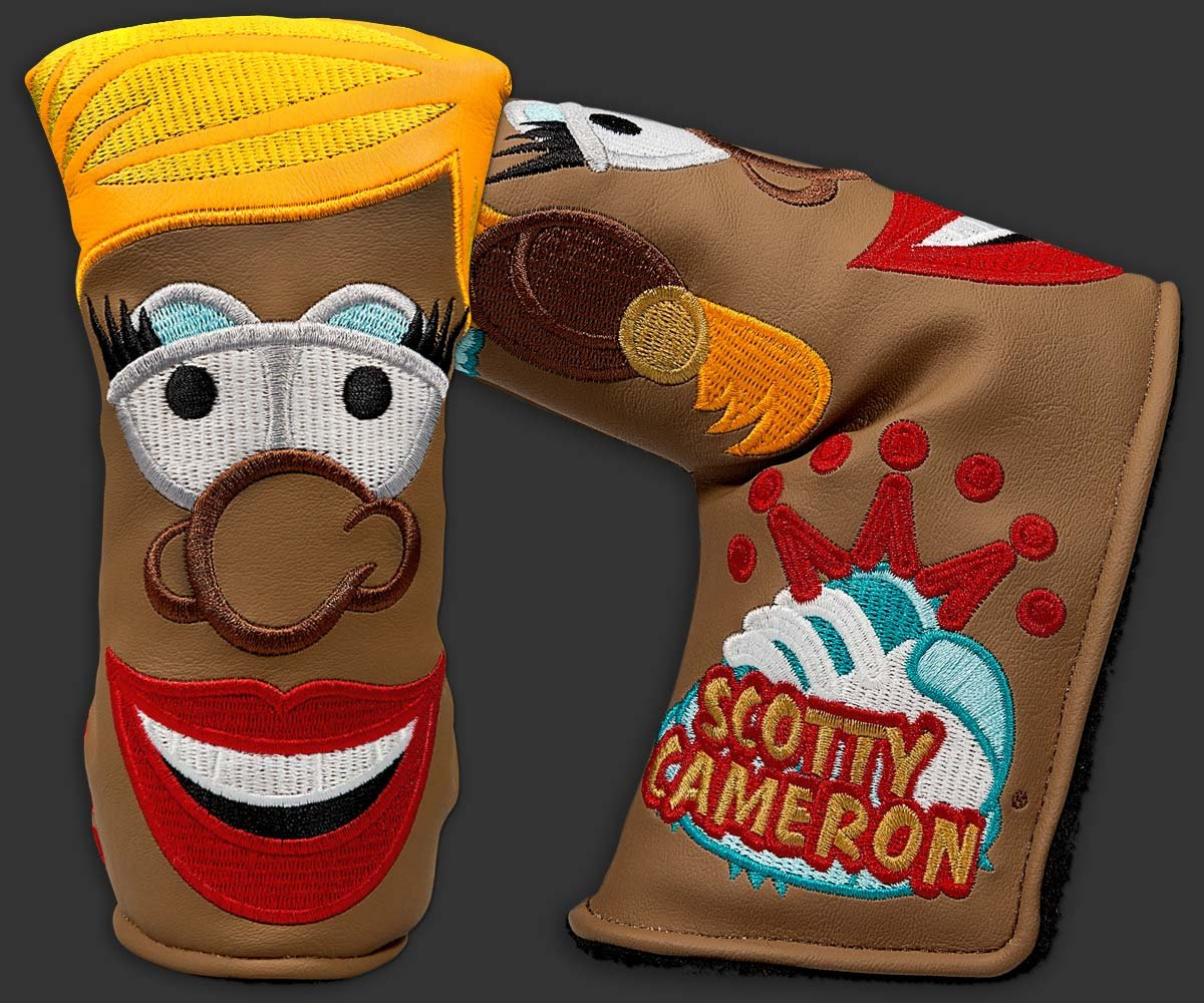Scotty Cameron New 2016 Limited Boise Open Titleist Putter Head Cover by Scotty Cameron (Image #2)