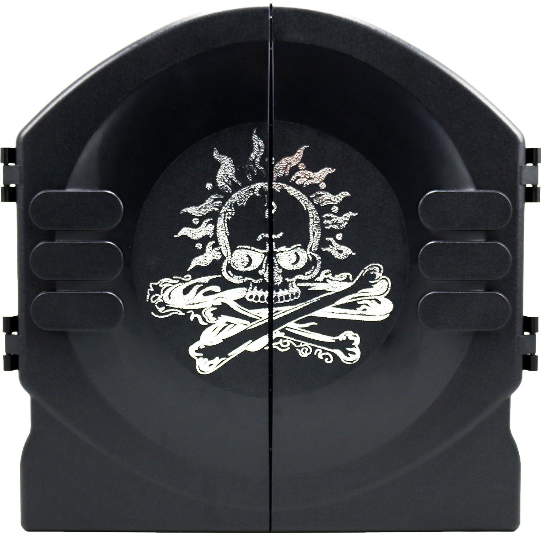 Dartboard mit Netzteil Best Sporting elektronische Dartscheibe Cambridge mit LED Beleuchteten Ziffern Dartautomat mit 6 Dartpfeilen