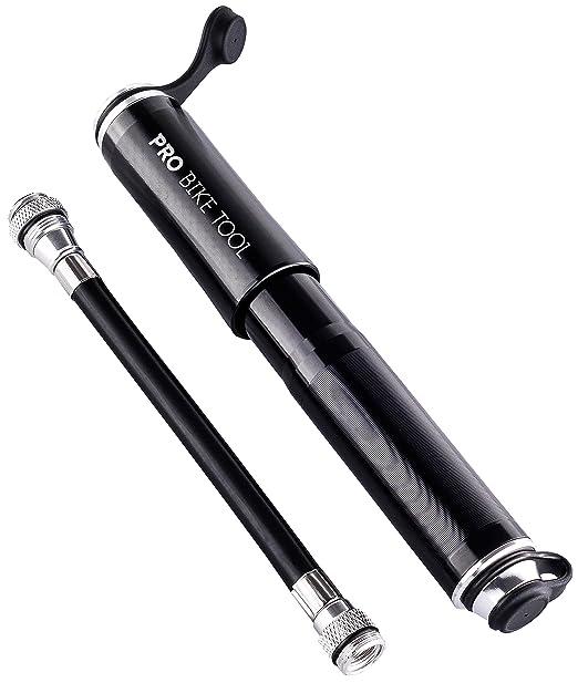 61 opinioni per Mini Pompa Per Bicicletta da Pro Bike Tool. Va bene con Valvole Presta e