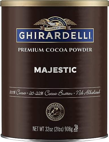 Ghirardelli: Majestic Premium Cocoa Powder