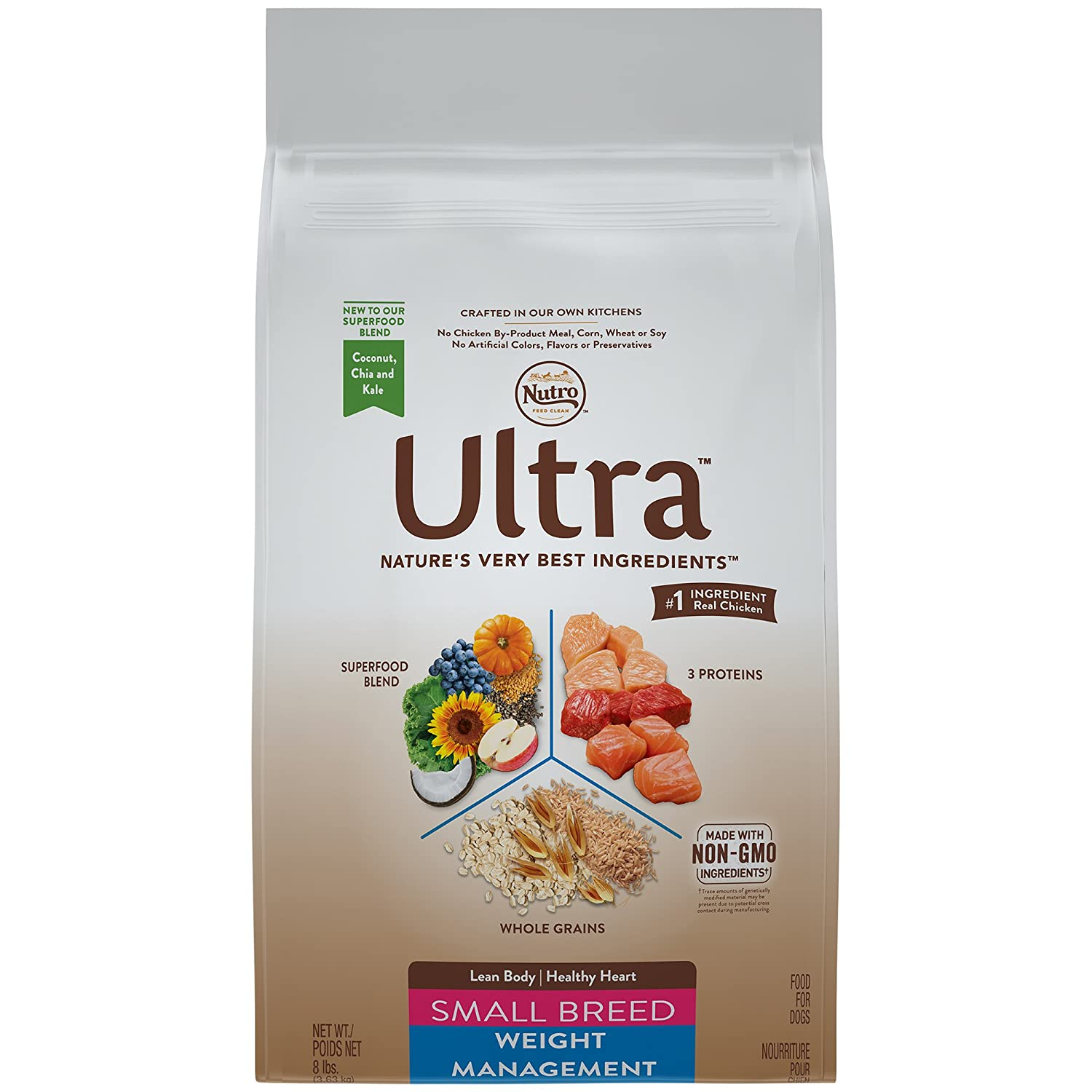 Nutro Ultra Small Breed Weight Management