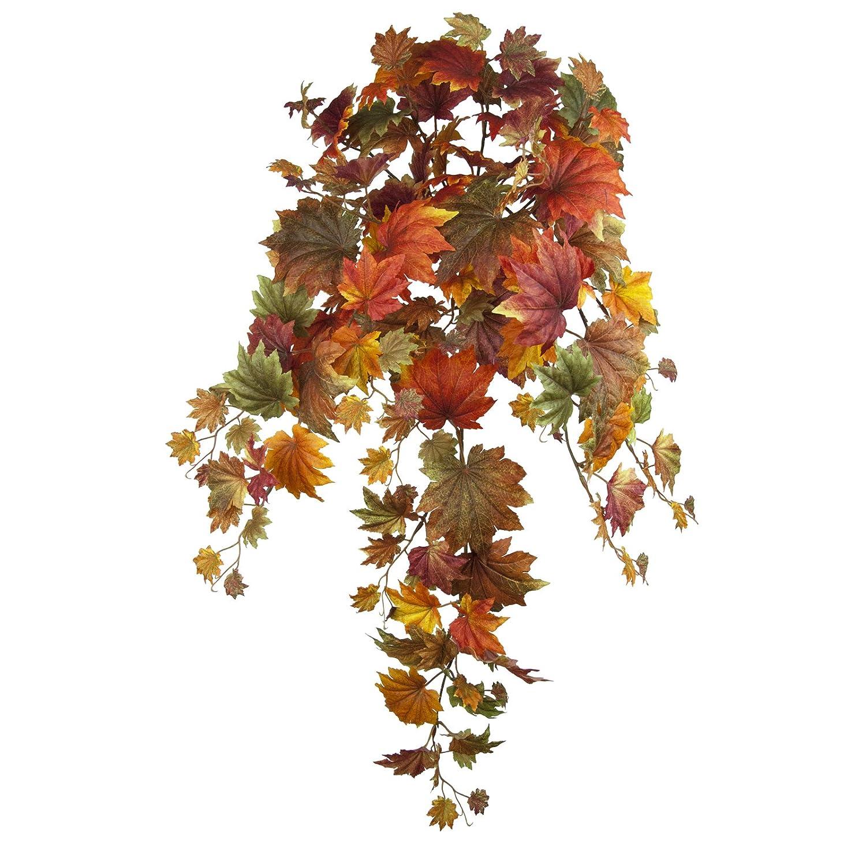 FloristryWarehouse Autumn leaves trailing Maple bush 90cm artificial silk leaf Fall decoration