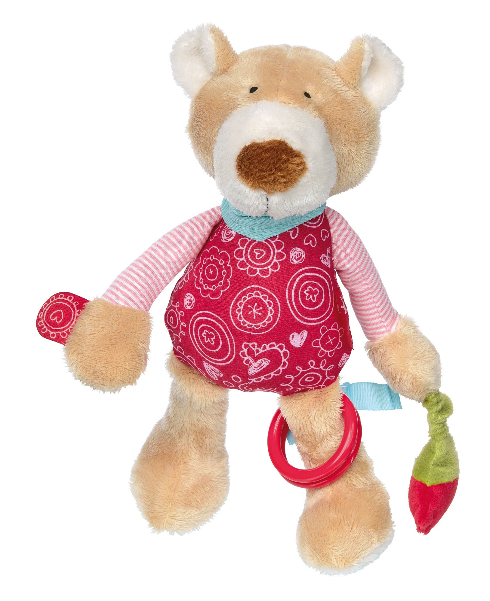 Sigikid Sigikid38733 27 x 11 x 10 cm Bellarella Bear Activity Toy