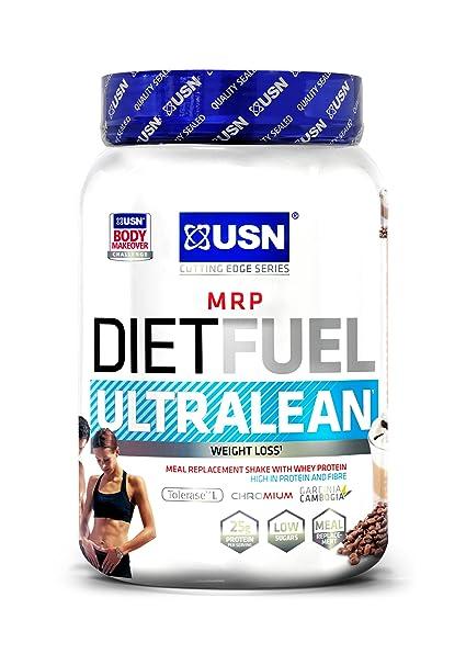 USN Diet Fuel Ultralean Caffe Latte - 1000 gr