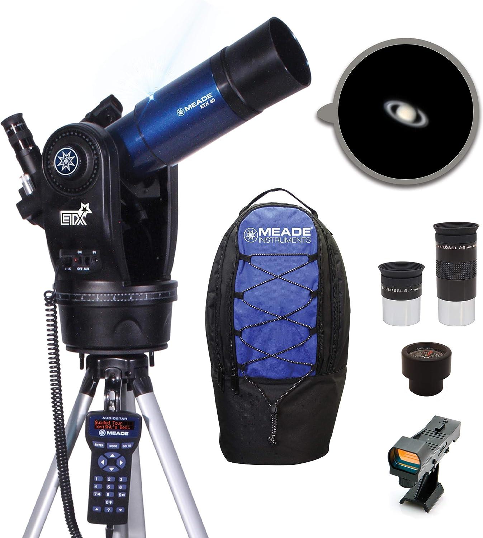 Meade Instrumente Etx80 Observer Tragbar Kamera