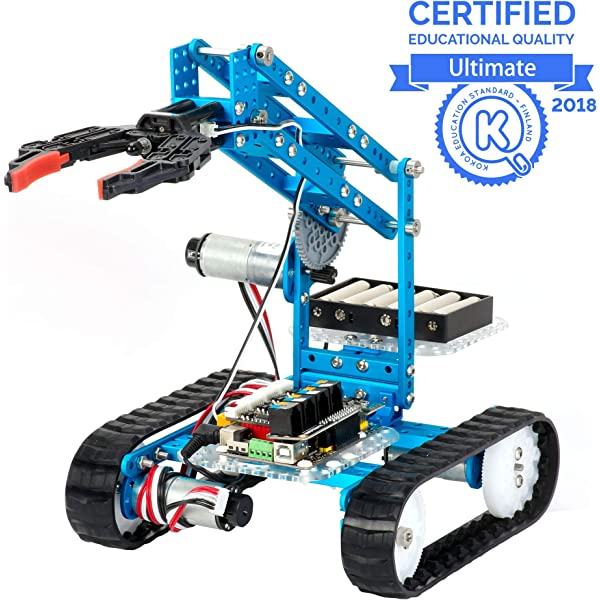 Amazon.es: Makeblock mBot Ultimate, Kit de Robot programable 10 en ...