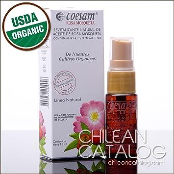 Natural Revitalizant of Rose Hip Oil [Coesam Chilean Rosehip]