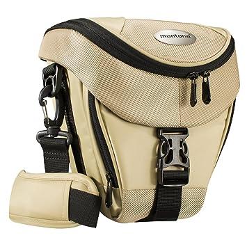 Amazon.com: Mantona Premium Holster – Bolsa para cámara ...