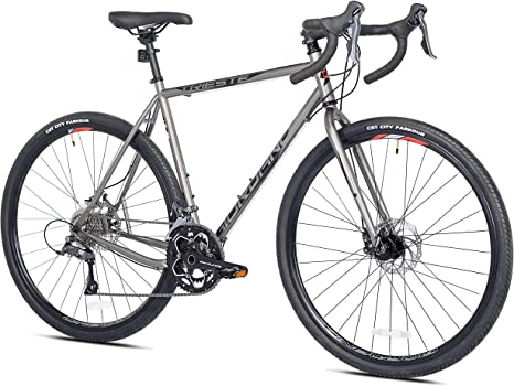 Giordano Trieste Gravel Bike, 700c Medium (Renewed): Amazon.es: Deportes y aire libre