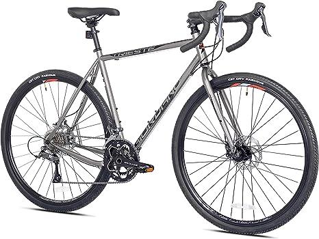 Giordano Trieste Gravel Bike, 700c Medium (Renewed): Amazon.es ...