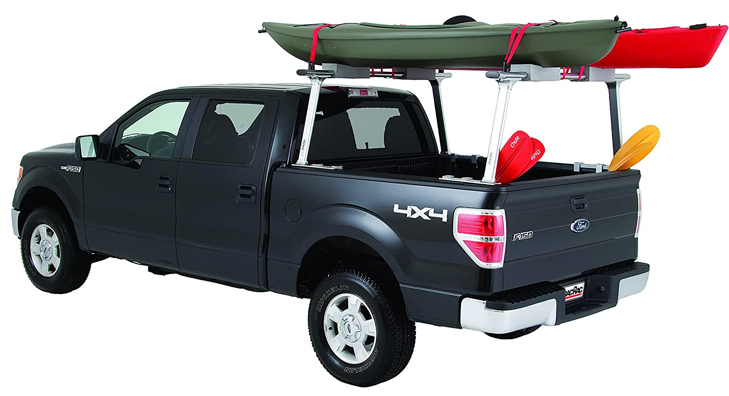 Top Kayak Racks for Tacoma Truck