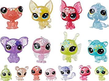 Hasbro Littlest Pet Shop Blooming Bouquet: Amazon.es: Juguetes y ...
