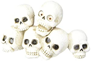 Penn Plax Skulls Aquarium Ornament