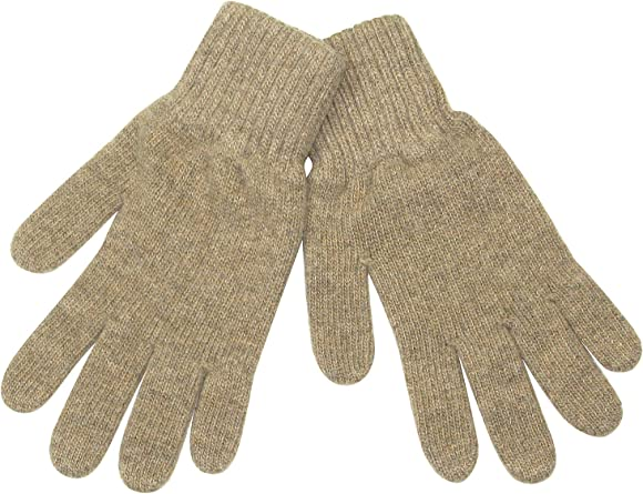 Men Wool Gloves Brown Men S Woollen Gloves Soft And Warm Winter Pure Lambswool Gloves For Men Amazon Co Uk Clothing