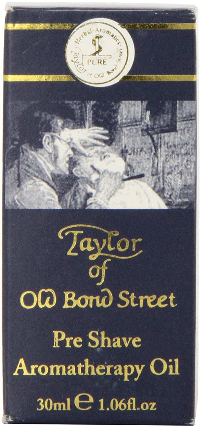 Taylor of Old Bond Street Pre-Shave Oil, 30 Gram Spicy World of USA Inc 01100