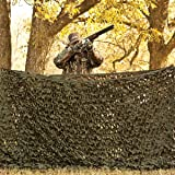 Red Rock Outdoor Gear Big Game Camouflage Field Series Nets for Hunting Blinds