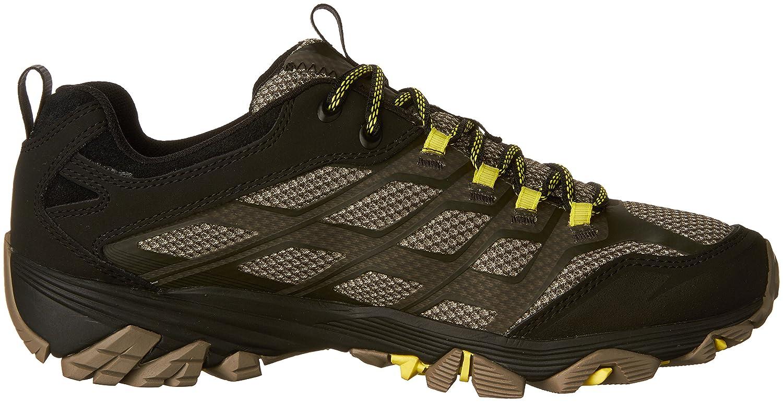 Merrell Men's Moab FST Hiking Shoe B01HFJXWZS 8 D(M) US Olive Black