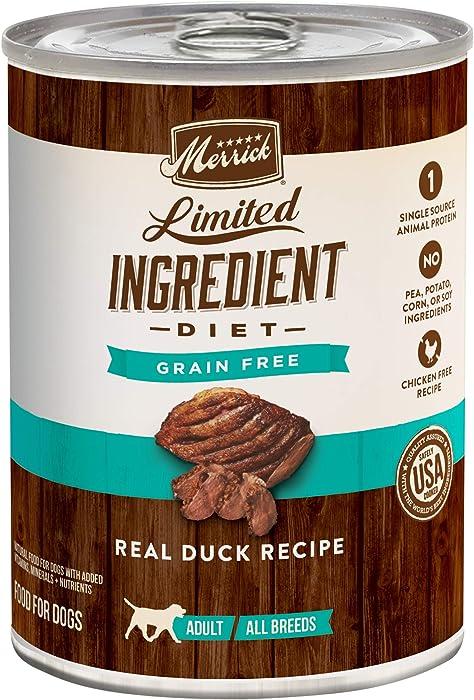 The Best Dog Food Little Caesar Duck