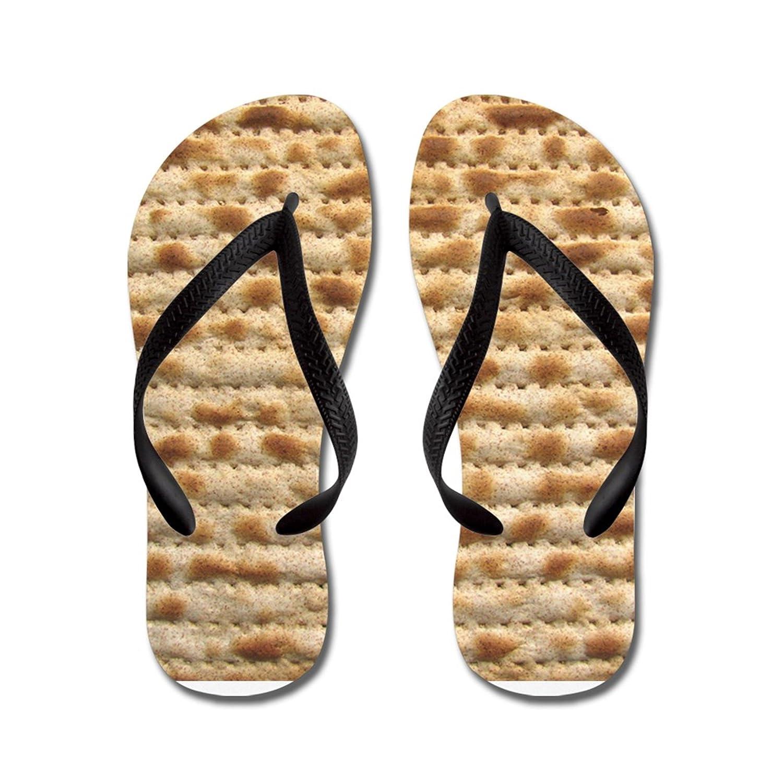 Lplpol Matzah Flip Flops for Kids and Adult Unisex Beach Sandals Pool Shoes Party Slippers