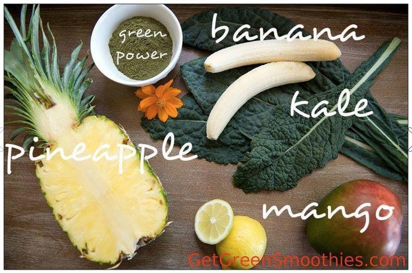 Brigittes Naturally Kale Power, limpiador de 3 días ...