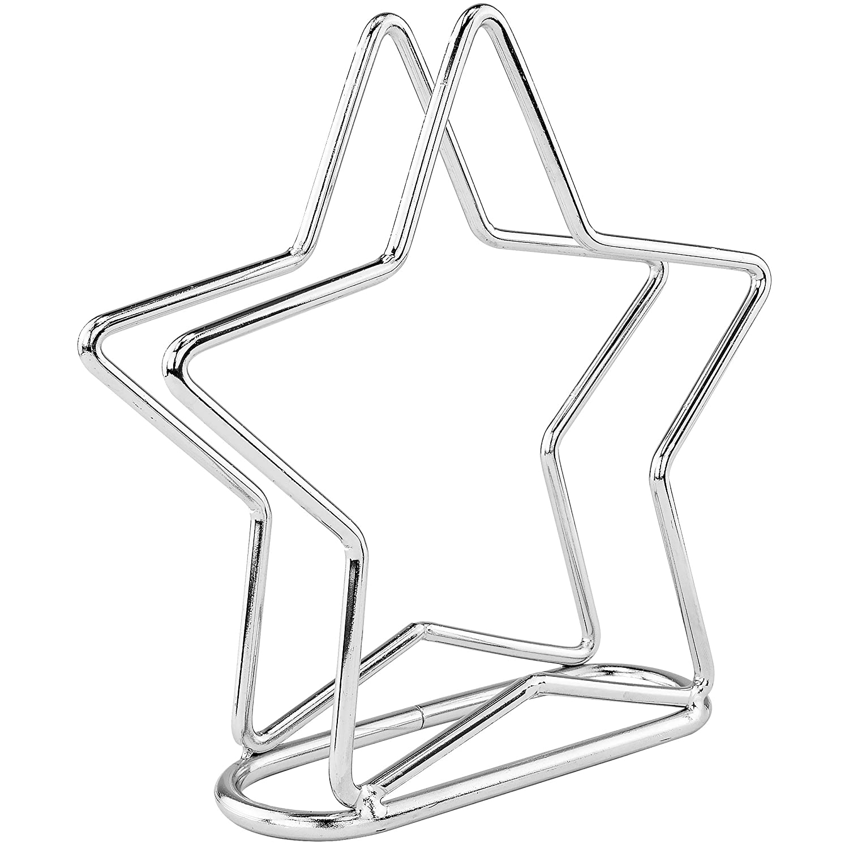 Southern Homewares Star Napkin Holder Rustic Bronze Finish
