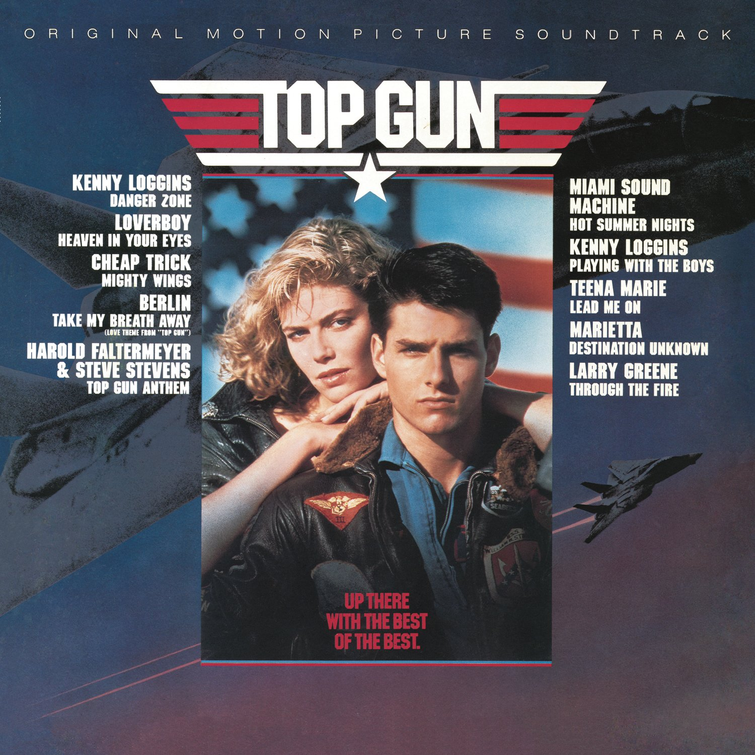 Top Gun (Original Motion Picture Soundtrack) by Legacy
