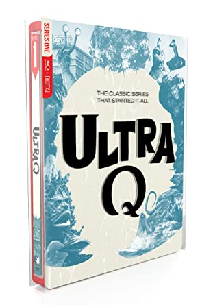 Ultra Q - The Complete Series - SteelBook Edition [Blu-ray]
