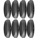 Freewell All Day-8Pack ND4, ND8, ND16, CPL, ND8/PL, ND16/PL, ND32/PL, ND64/PL Compatible with Parrot Anafi Drone