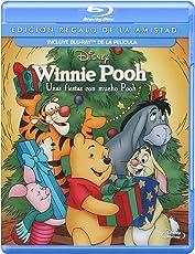 Winnie Pooh: Unas Fiestas Con Mucho Pooh [Blu-ray]