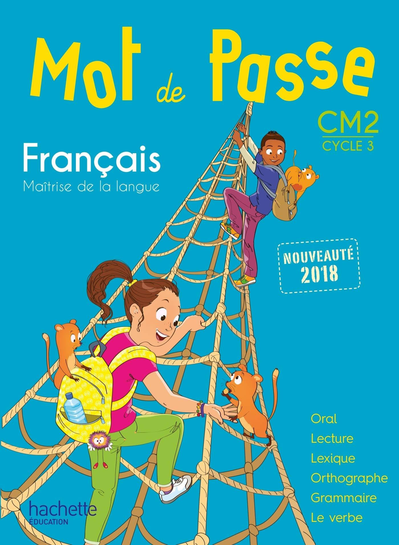 Francais Cm2 Livre De L Eleve Amazon Co Uk Maryse