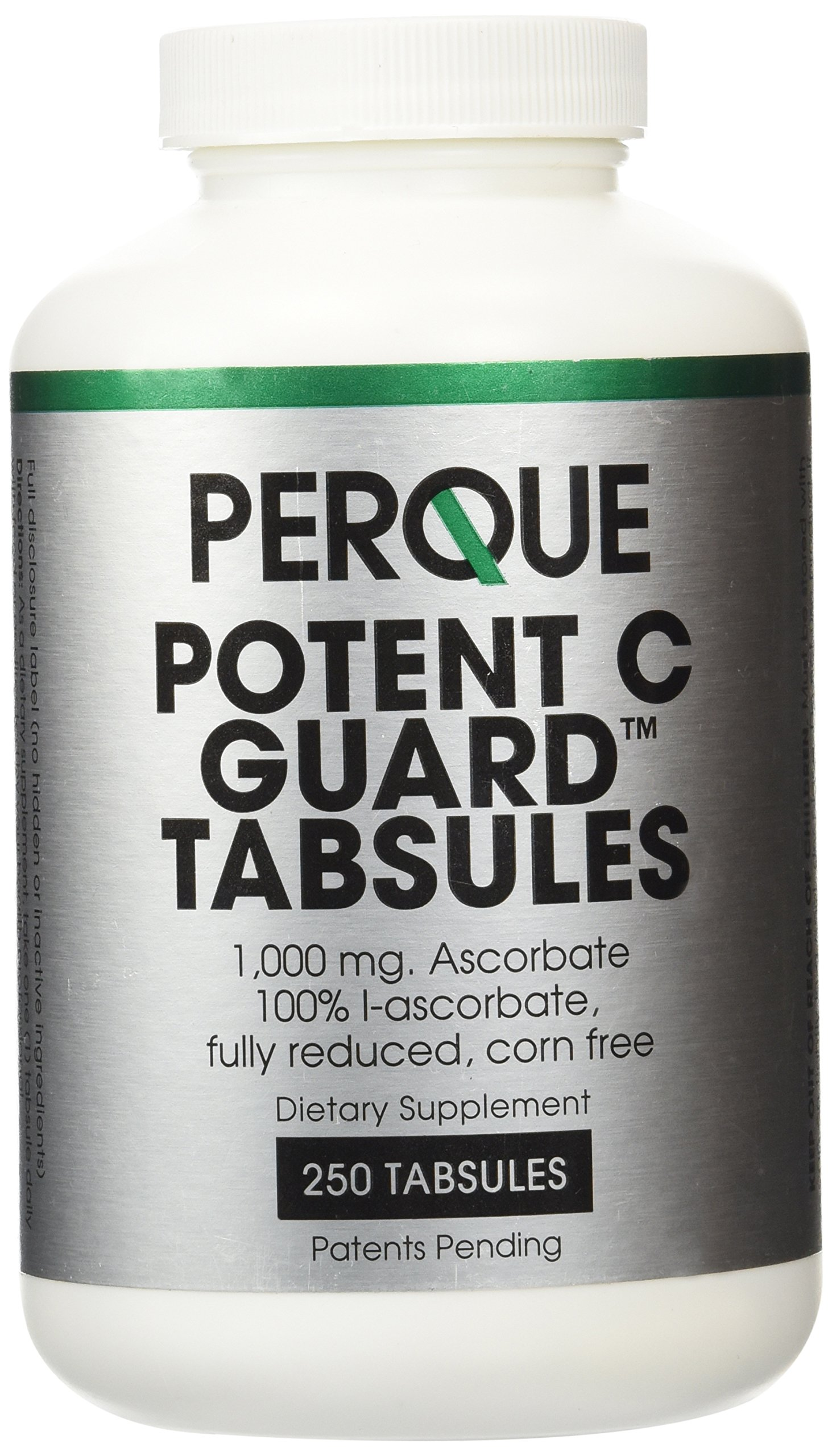 PERQUE- Potent C Guard 1000 mg 250 tabs
