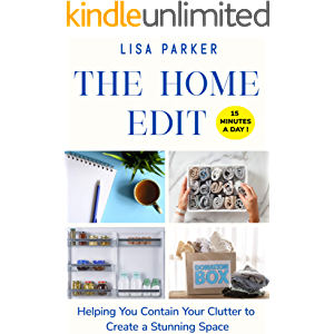 THE HOME EDIT: Helping You Contain Your Clutter to Create a Stunning Space