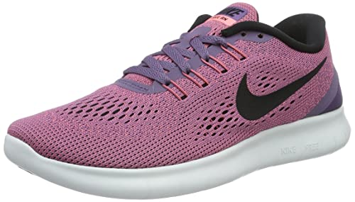 Nike Women's WMNS Free Rn Trail Running Shoes, Purple (Canyon Purple/Black-