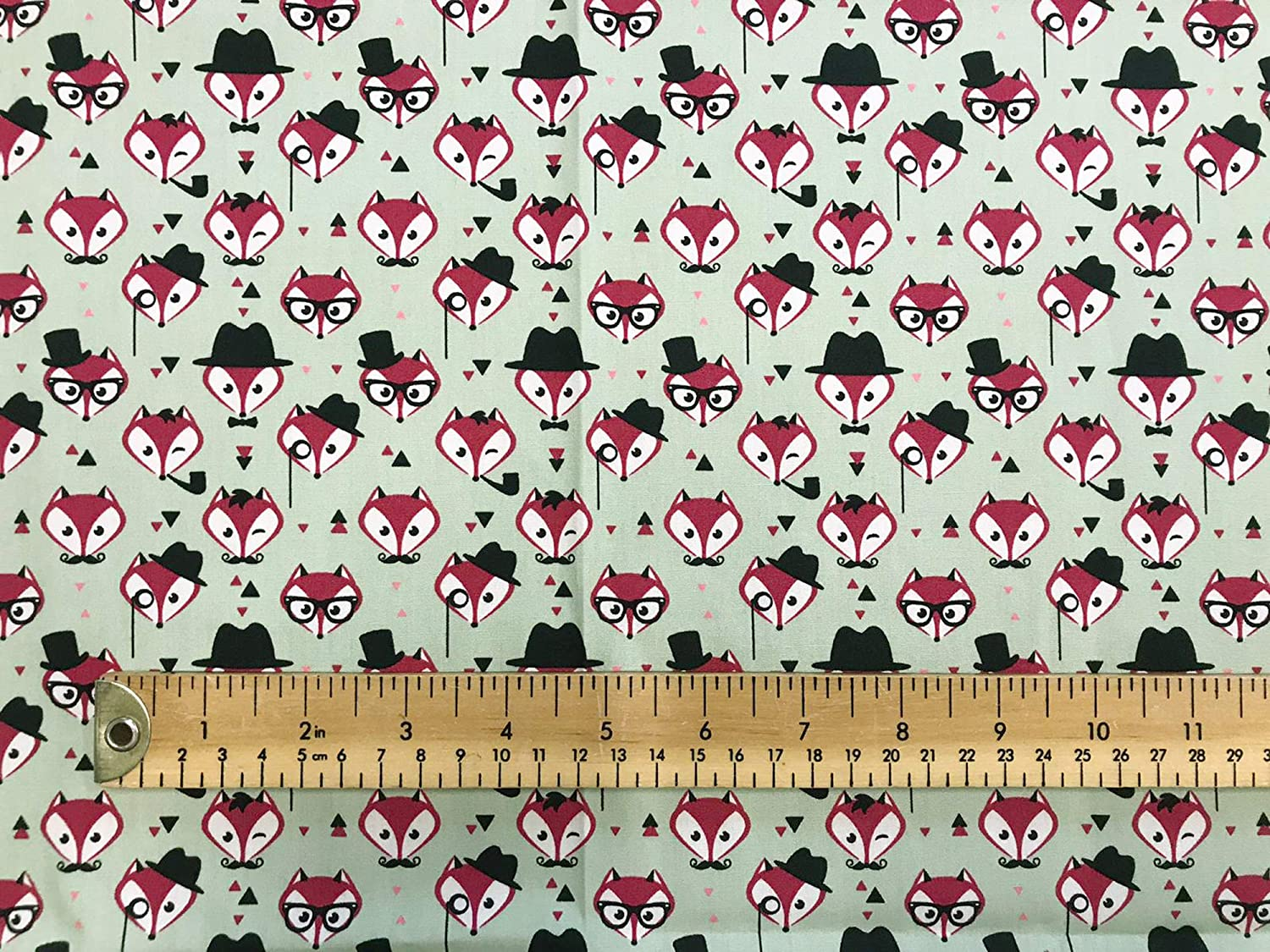 """3 Colours Available 100/% Cotton Poplin Printed Fabric Material Space 112cm 44/"""""""