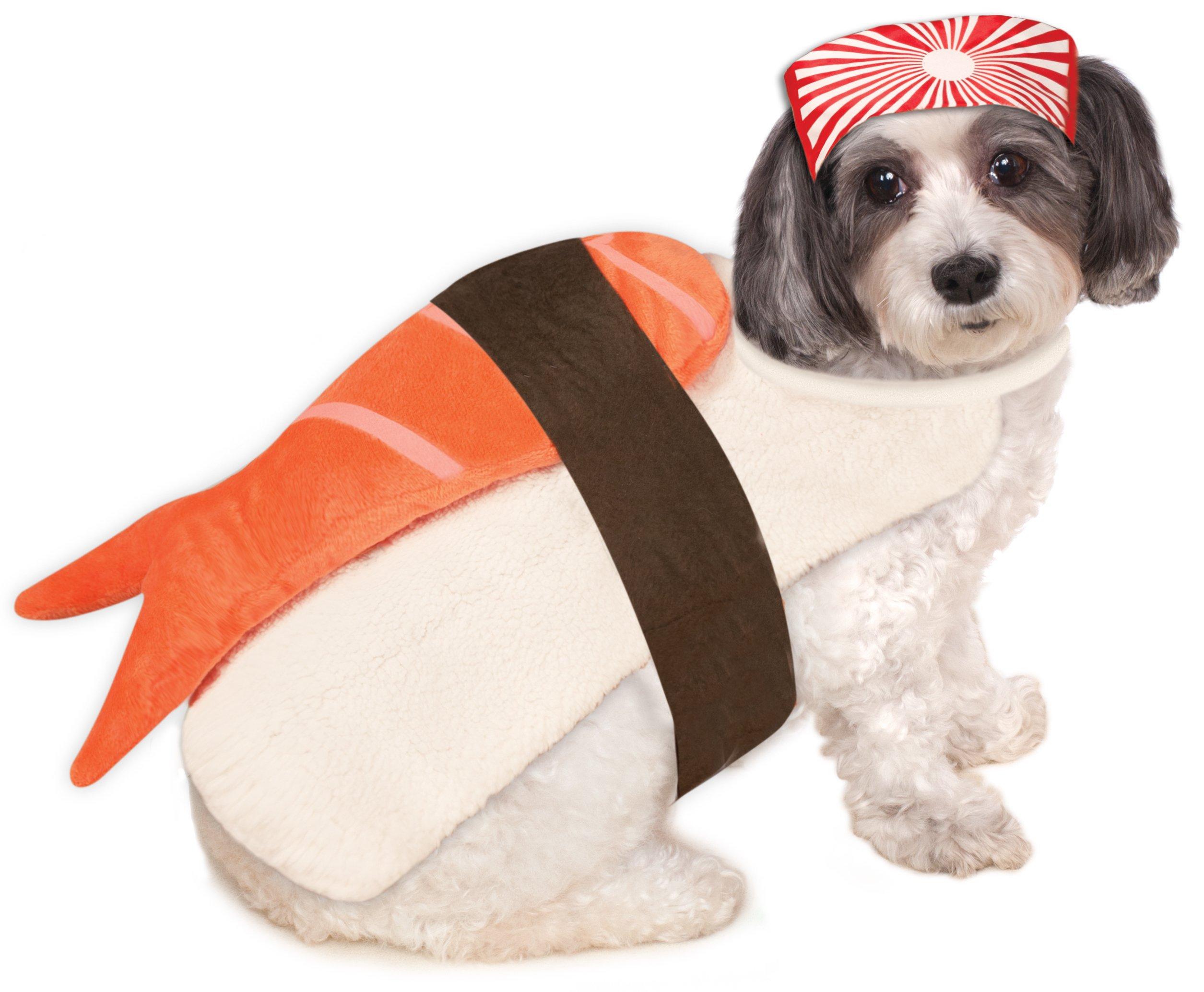 Rubie's Sushi Pet Costume, Medium