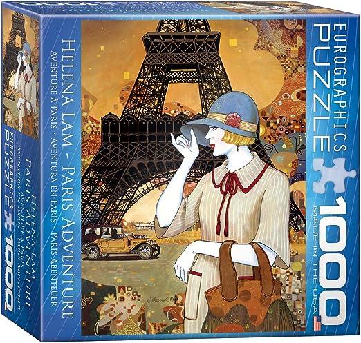 EuroGraphics - Rompecabezas, 1000 Piezas (EG80000517): Amazon.es: Juguetes y juegos