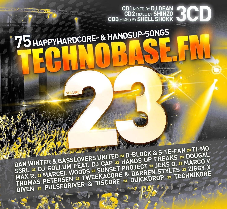 Various Artist - TechnoBase.FM Vol. 23