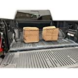 TrunkNets Inc Truck Bed Envelope Style Trunk Mesh Cargo Net for Toyota Tacoma 2005-2021 New
