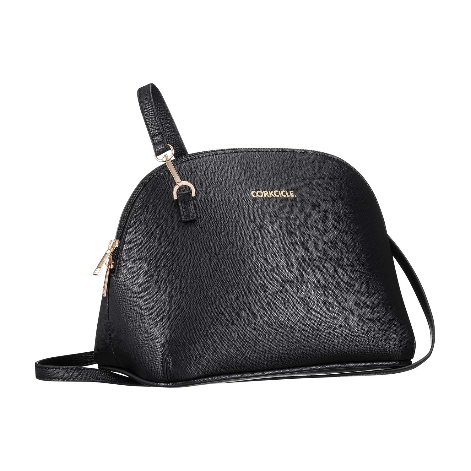 Corkcicle Lunch Box - Adair Crossbody, Black by Corkcicle