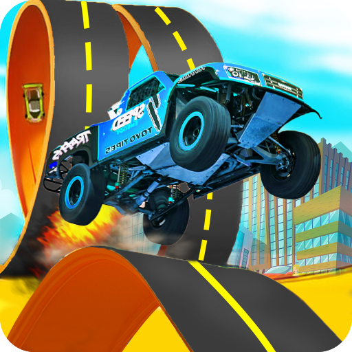 Hot Wheels Extreme Stunt Car Game - New Game 2019 (Cars Game)