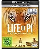Life of Pi - Schiffbruch mit Tiger  (4K Ultra HD) (+ Blu-ray)