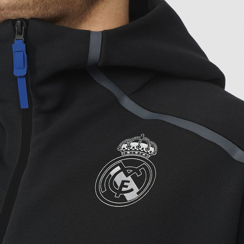 Real Madrid 16/17 - Chaqueta de fútbol Anthem ZNE, Hombre ...