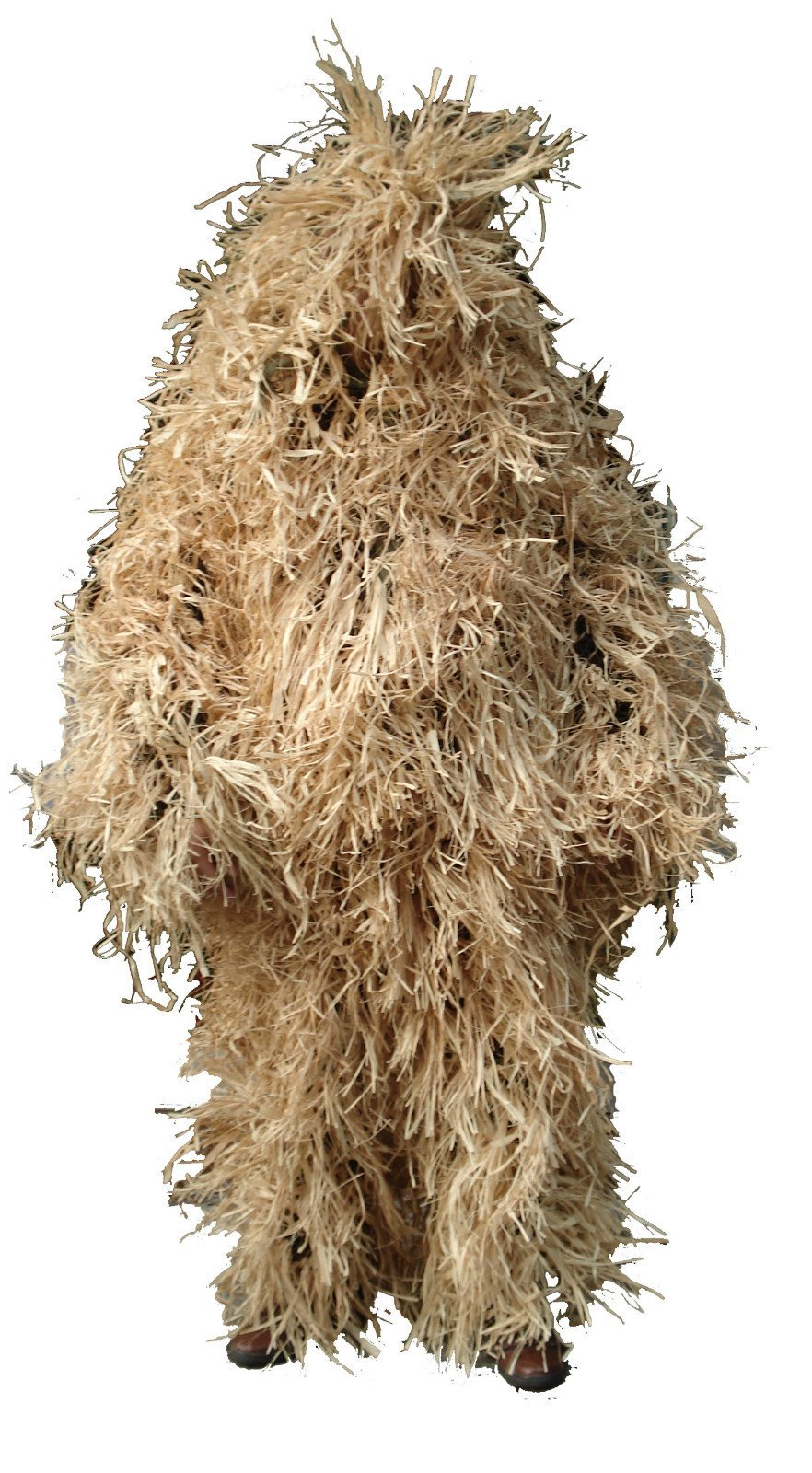 Straw Ghillie Suit, extra light, waist size 29-41'' (74-104 cm) by shop1234 (Image #1)
