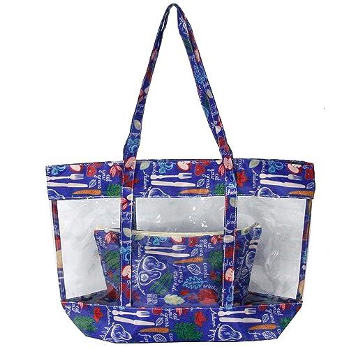 Amazon.com: Leefun - Bolsas transparentes con cierre de ...
