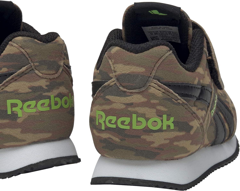 Reebok Royal Cljog 2 KC, Chaussures de Trail Homme Multicolore Negro Marosc Sahara 000