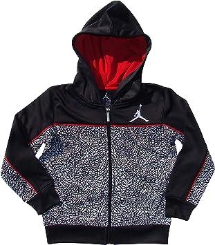 b857df491cbe Nike Jordan Big Boys 8-20 Therma-fit Camo Elephant Print Full Zip Hoodie  Jacket (L 12-13)  Amazon.ca  Sports   Outdoors