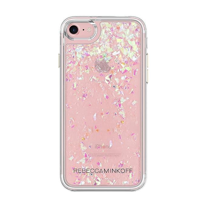 Rebecca Minkoff Waterfall Glitter Phone Case - iPhone 8/7 zbH4qM