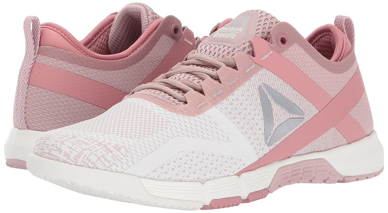 Reebok Women's Crossfit Grace Tr Track Shoe B01NCSUKWC Rose/Silver 11 B(M) US|Shell Pink/Chalk/Sandy Rose/Silver B01NCSUKWC Metallic 82c317