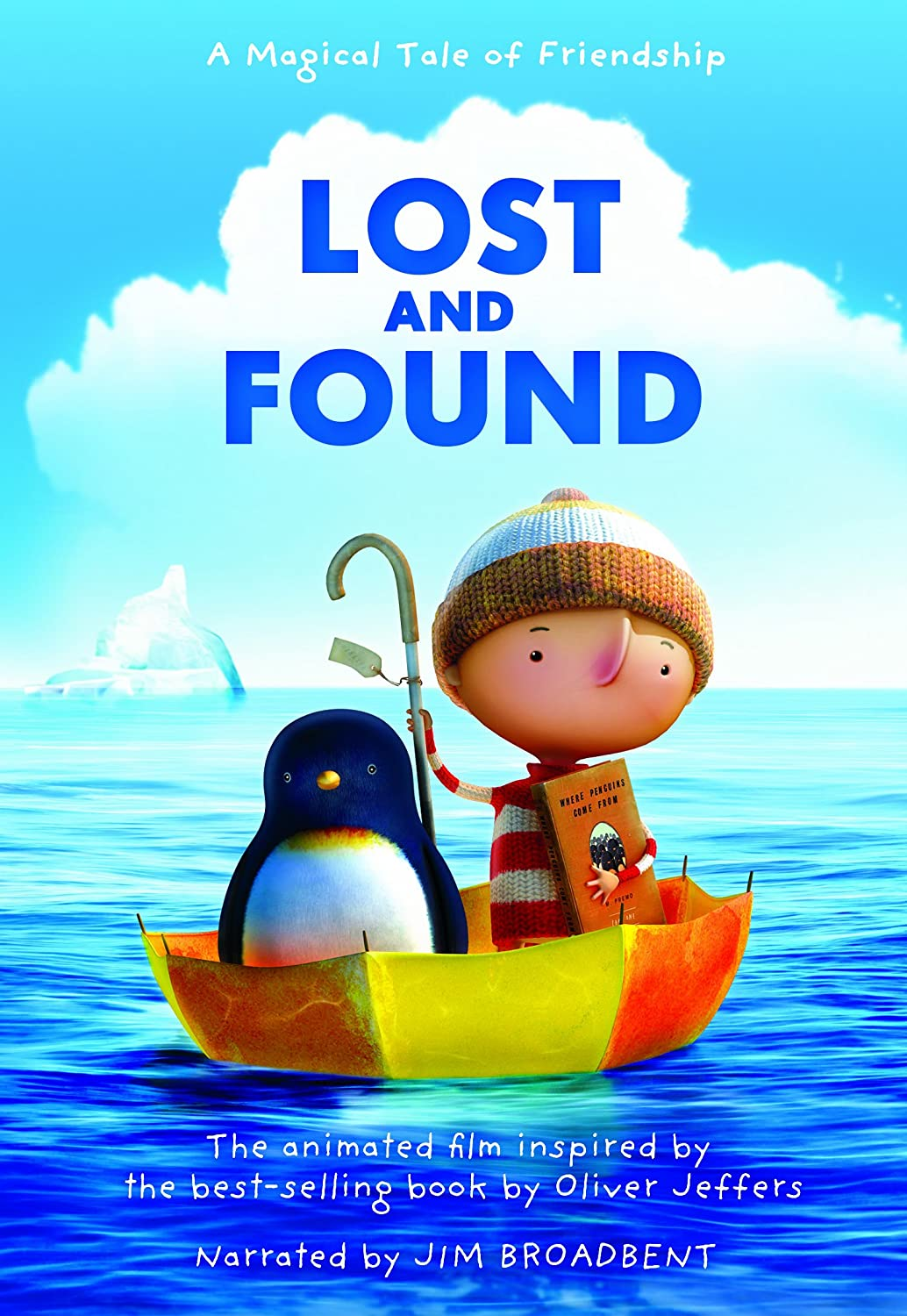Lost Found Jim Broadbent Philip Hunt Sue Goffe Oliver Jeffers Movies Tv