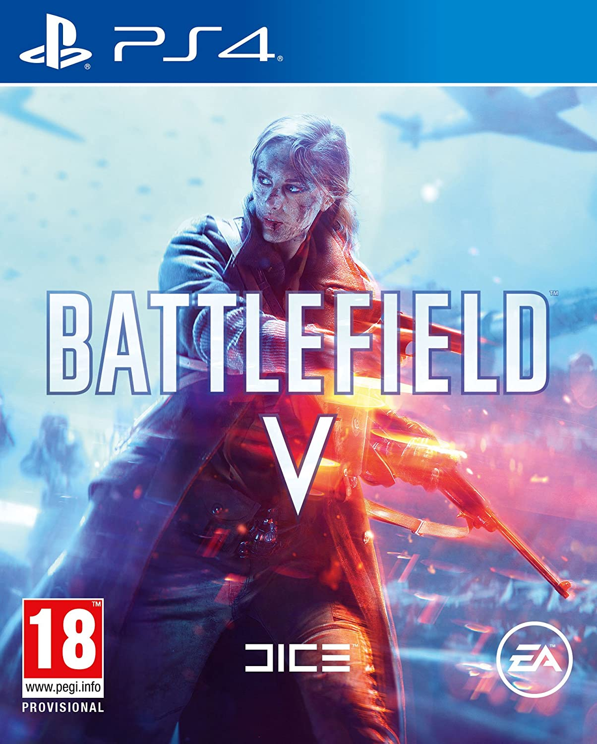 Battlefield V Standard Edition(PS4)